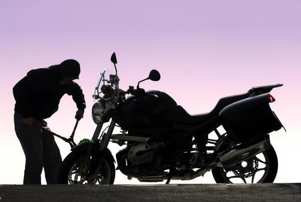 moto volée assurance
